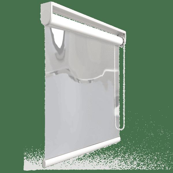 Hygieneschutz-Rollo